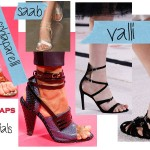 shoes trends 2015 buckled straps exotic materials