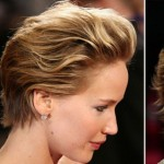 short hairstyle inspiration Jennifer Lawrence Portia Anne Hathaway