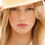 Sigrid Agren Chanel Rouge Coco Shine ad campaign