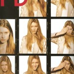 Sigrid Agren i D June July 2009 cover