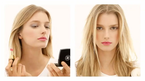 sigrid agren rouge coco chanel 4
