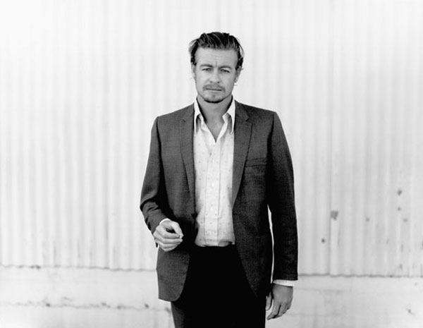 Simon Baker rebel