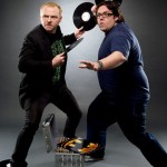 Simon Pegg Nick Frost Empire
