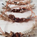 Fall Wreaths (What Goes Around Comes Around)