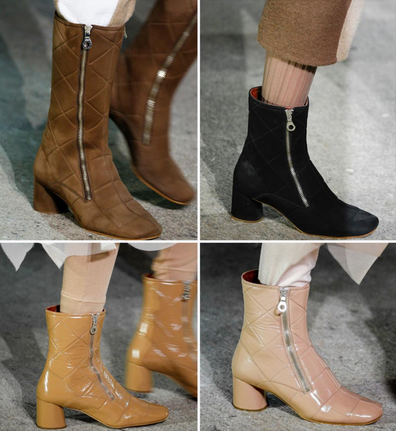 sixties booties Fall 2014 Marc Jacobs