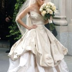 SJP SATC Westwood bride gown