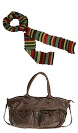 Skinny Zig Zag Knit Scarf Wetseal Deux Lux Weekender Bag Urban Outfitters
