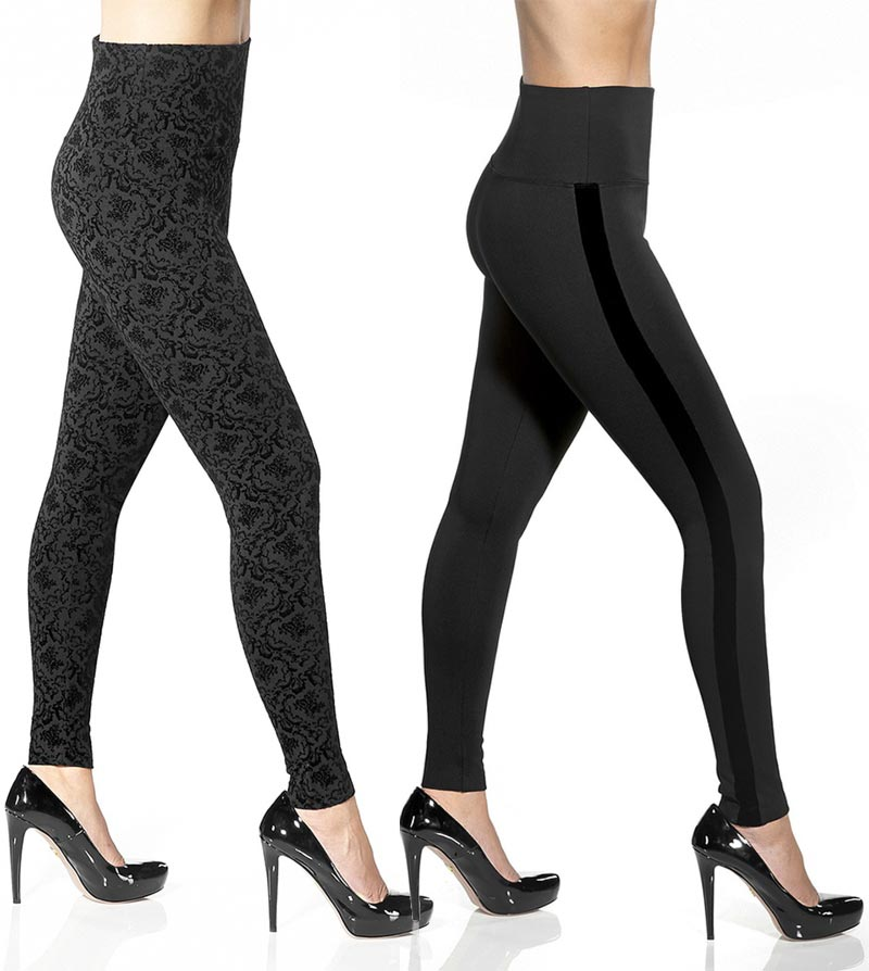 slimming control leggings fashion Lysse