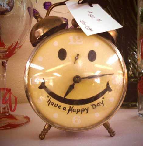 Happiest Clock In The World!