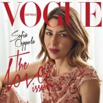 Sofia Coppola Vogue Australia August 2013 cover