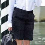 Sofia Coppola wearing Louis Vuitton handbag own design Venice