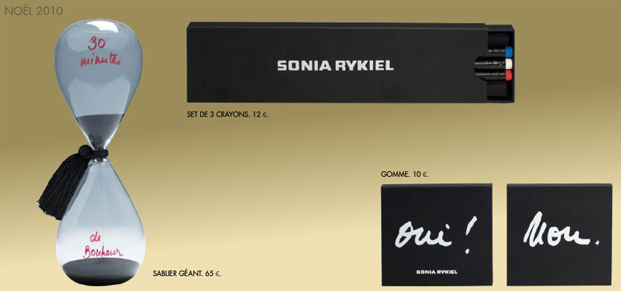Sonia Rykiel Christmas collection 3