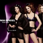Sonia Rykiel H M lingerie Collection