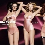 Sonia Rykiel H M lingerie collection ad large