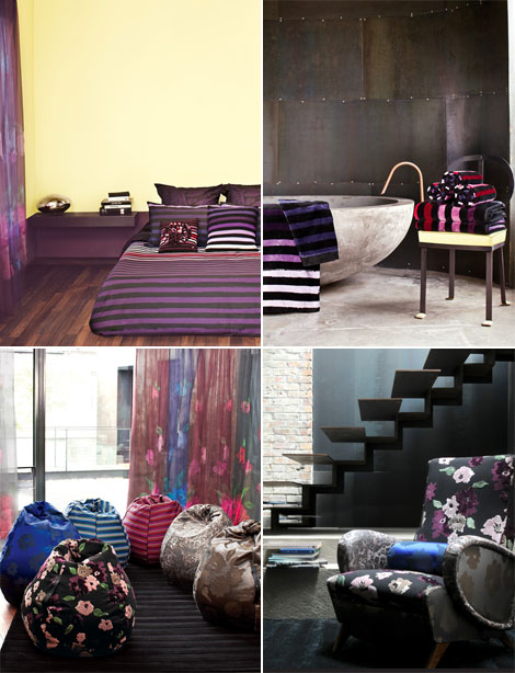 Sonia Rykiel Maison 2011 home collection