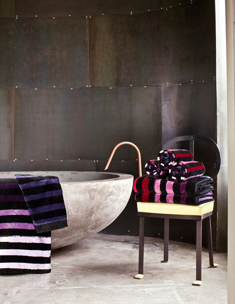 Sonia Rykiel Maison bathroom decoration
