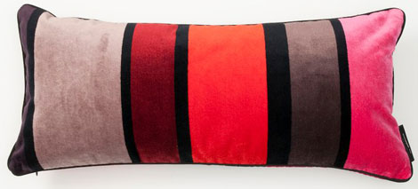 Sonia Rykiel Roche Bobois home collection stripe