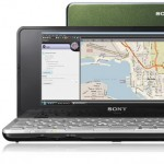 Sony Vaio P Series lifestyle netbook gps