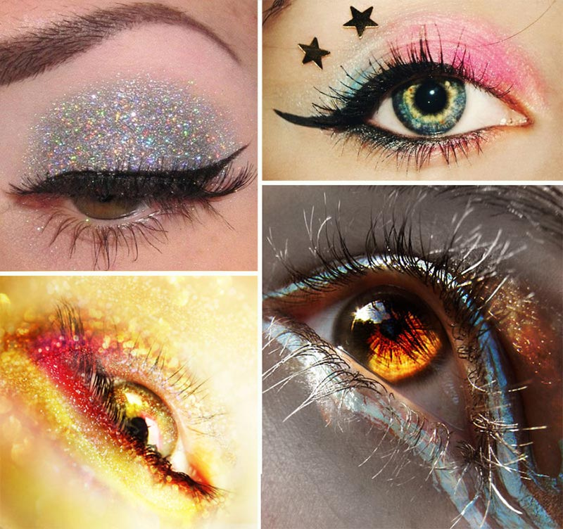 special festive party new year s makeup