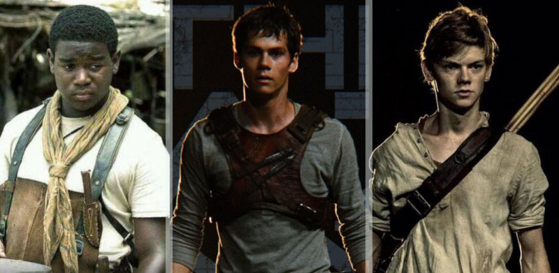 special quivers the Maze Runner