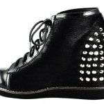 spiked wedge sneakers Jeffrey Campbell