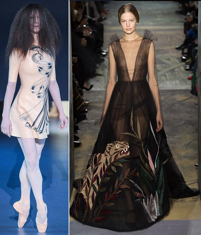 Haute Couture Spring 2014 Style Highlights