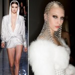 Spring 2014 Couture highlights hoodies Atelier Versace