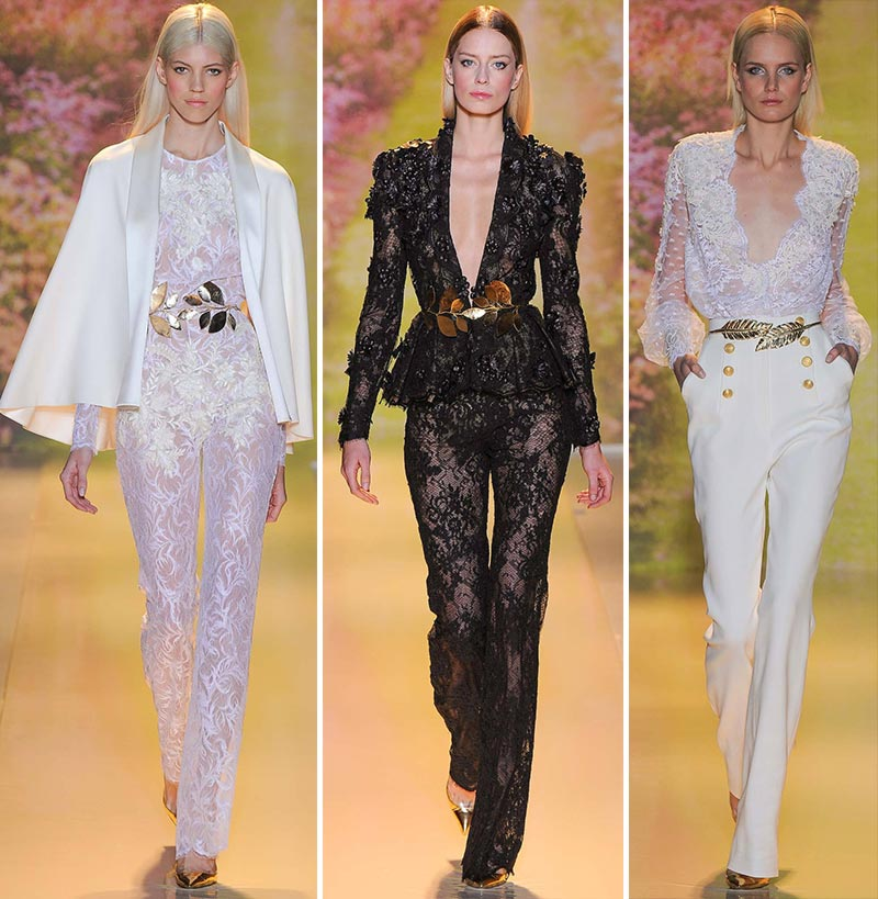 Spring 2014 Couture pants Zuhair Murad