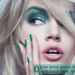 10 Green Eyes Makeup Ideas For Spring