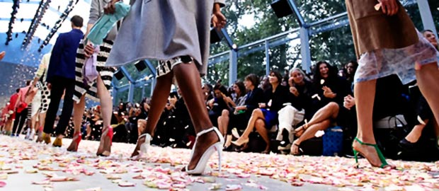 Spring Summer 2014 high heeled sandals Burberry