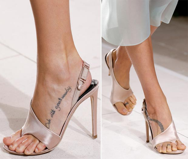 Spring Summer 2014 sandals Balenciaga