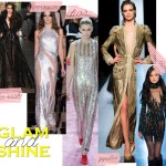 Spring Summer 2015 trends glam shine