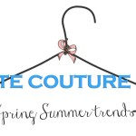Spring Summer 2015 trends Haute Couture