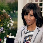 spring wardrobe tips from Michelle Obama