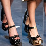 spring wedges Dolce Gabbana SS14