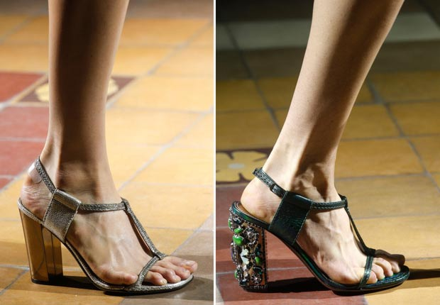 SS14 Sandals Lanvin Collection