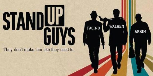 Stand Up Guys Soundtrack: Bad Times Baby Huey