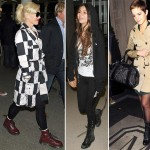 stars with laced combat boots Gwen Stefani Victoria Justice Emma Watson
