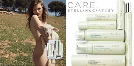 Stella McCartney Care Line Not So Vegan