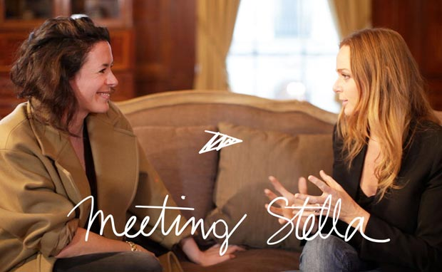 Stella McCartney interview with Garance Dore