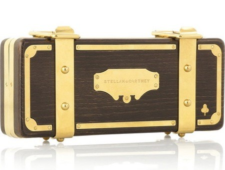 Stella McCartney Melamine East West Clutch