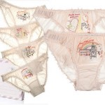 Stella McCartney Postcards lingerie