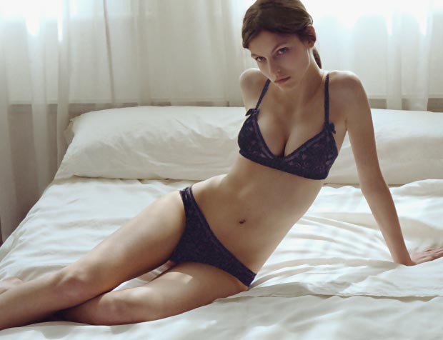 Stella McCartney underwear 2013 collection