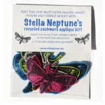 Stella Neptune Moth Cashmere patches kit