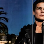Stephanie de Monaco Vogue Paris December 2008 January 2009 4