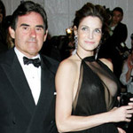 Stephanie Seymour's Tough Divorce