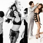Stephanie Seymour Harper s Bazaar pictures with her boys