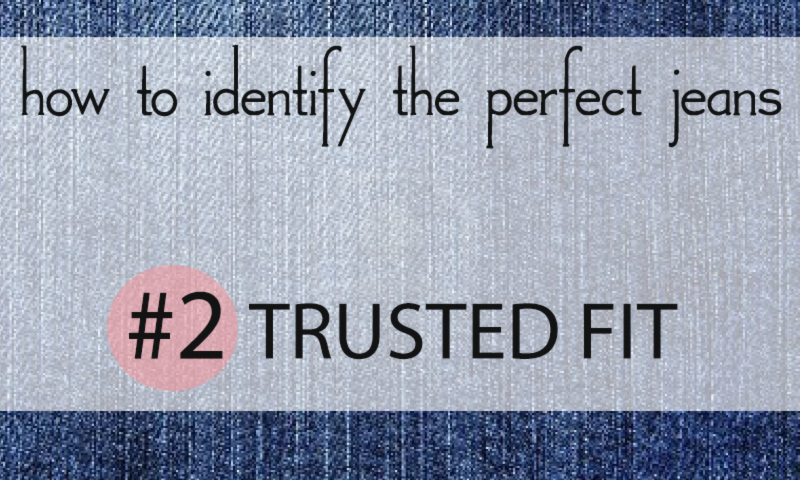 steps to identify the perfect jeans for your fit