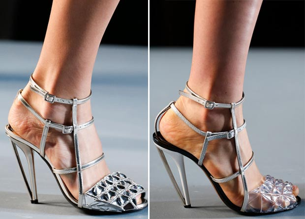 strapped sandals Fendi Spring Summer 2014