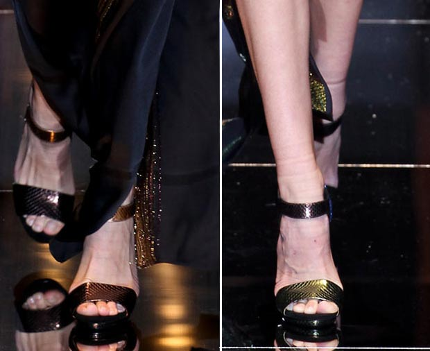 strapped sandals Summer 2014 Gucci